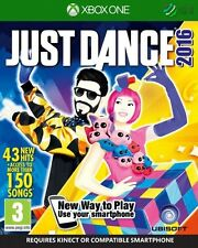Just Dance 2016 Kinect Xbox One * NEW SEALED PAL *