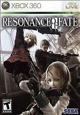NEW Resonance of Fate  (Xbox 360, 2010) NTSC