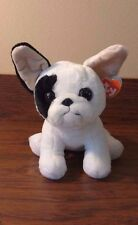 **VERY RARE**- Marcel the Ty Beanie Baby French Bulldog - With Unique Tag Error
