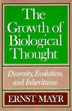 The Growth of Biological Thought: Diversity, Evolution, and Inheritance (Belknap