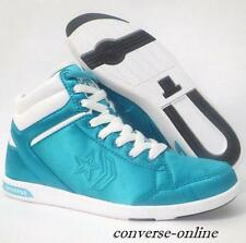 Womens Girl CONVERSE All Star SCUBA BLUE LADY WEAPON HI Trainers Boots SIZE UK 5