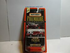 Matchbox Premiere Fire Collection Miami Extending Ladder Truck