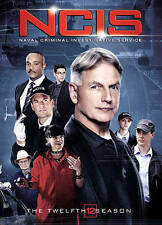 NCIS TV Series ~ Complete Twelfth Season 12 Twelve ~ BRAND NEW 6-DISC DVD SET