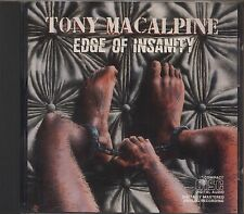 TONY MACALPINE - Edge of insanity - CD USA SH-1021 1985 NEAR MINT CONDITION