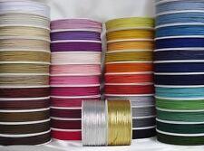 Soutache Trenza Cable Set De 53 Colores X 5 Metros sólo £ 0,31 p/meter