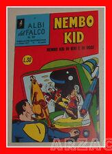 ALBI DEL FALCO NEMBO KID (Superman) N. 90 Ristampa Anastatica