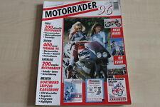 156576) Treffpunkte Motorrad Katalog 1996