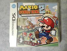 SUPER MARIO VS DONKEY KONG 2 LA MARCIA DEI MINIMARIO - DS 3DS ITALIANO COMPLETO