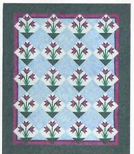 Mini Carolina Lily paper piecing quilt pattern by A Very Special Collection