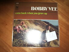 BOBBY VEE - COME BACK WHEN YOU GROW UP! VG+/VG++ 1stPRESS MADE IN USA!
