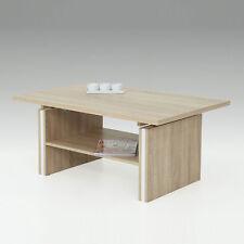 Couchtisch DILA 2 Sonoma Eiche Nachbildung Beistelltisch Wohnzimmertisch Tisch