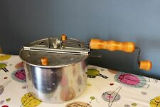 Whirley-Pop Stovetop Popcorn Popper Whirleypop 6 quart