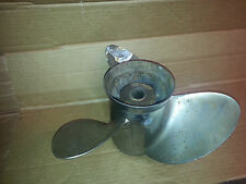 OMC / Johnson / Evinrude Stainless Propeller 14 1/2 x 19 Pitch # 389924
