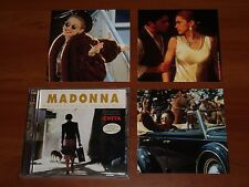 MADONNA ANOTHER SUITCASE IN ANOTHER HALL EVITA LTD UK CD SINGLE POSTCARDS MINT!
