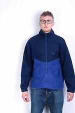 Regatta Mens L 42 Fleece Jacket Full Zipper Blue Outdoor Winter Parka
