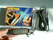 New Pickups Acoustic Guitars Pick-up Electro pickup easy connect pickup