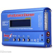 NEW IMax B6 1S-6S Digital LCD 5A RC Lipo/NiMh/LiFe/Nicd Battery balance Charger