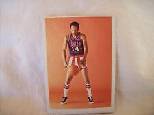 1970's Fleer Harlem Globetrotters - Bobby Joe Mason - Worldwide Shipping
