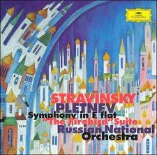 `Russian National Orchestra...-Stravinsky: Symphony In E Flat  CD NEW