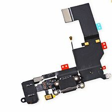 NEW Replacement Dock Connector USB Charging Port & Headphone Jack For iPhone 5S