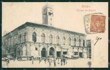 Bologna Città Tram cartolina XB1218