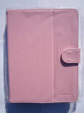 Pink Multi Angle Carry Case Stand for AVOCA STB8098 8 inch Tablet