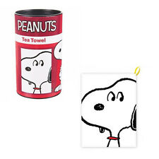 Peanuts Snoopy Tea Towel In A Tube