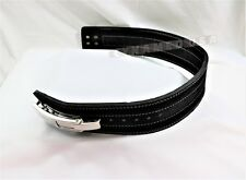 Gym Power Weight Lifting Leather Belt Fitness Training Back Support  ( LARGE )