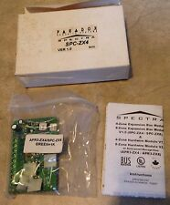 Paradox Spectra SPC-ZX4 Vers 1 NEW in box Wired 4 zone Expansion Module