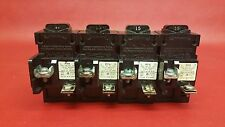 4 - 15 AMP Pushmatic ITE P115 Single Pole 1 Pole Breakers $ave