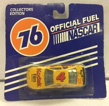 Racing Champions 76 Official Fuel of Nascar #4 Kodak Yellow Chevrolet. New.
