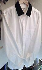 Vintage Yohji Yamamoto Pour Homme Sz 4 Unique Shirts layers collar