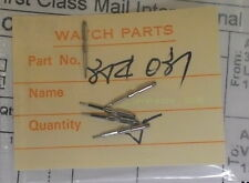Bag of 5 Genuine NOS Stem for Seiko 7016A, 7018A Mov't, 7016-5029 Chronograph