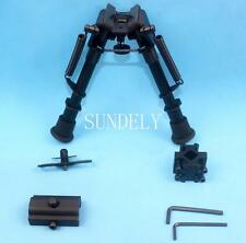 NEW! Air Rifle Precision Bipod Adjustable Swivel Gun Rest Hunting Shooting