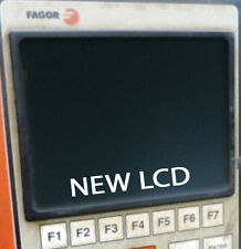 NEW LCD MONITOR replaces 10-inch CRT in FAGOR 8055 -OVERNIGHT SHIPPING AVAILABLE