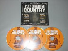 Play Something Country (Best Of) (3 CD Set) 62 Classic Greatest Country Hits