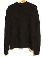 Men's ANN DEMEULEMEESTER Wool Sweater Size Medium M