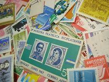 Uruguay 1000 DIFFERENT stamps used & mint COLLECTION high catalogue value $$