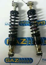 Astra MK4 Gaz adjustable rear coilovers.