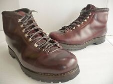 Vintage The Alps by Fabiano Men's Hiking/Work boots. Made in Italy Size 11.5