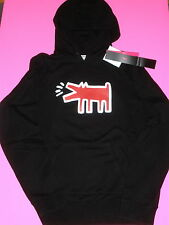 UNIFORM EXPERIMENT x KEITH HARING BRAND NEW PULLOVER HOODIE 100%AUTH Size 2 (M)