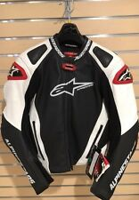 Alpinestars GP PRO Jacket Long Sleeve White/Black/Red