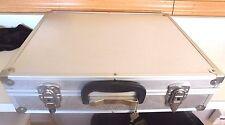 aluminum laptop suitcase or laptop case