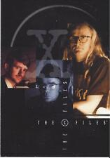 2000 Inkworks X-FILES P2 Promo Card Season 4 5 6 Premium Trading Cards NM card
