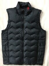 Nike Air Jordan Mens Flight Hyperply Down Vest SIZE XLT Black 682805 010 NEW