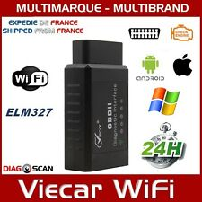 Interface de diagnostic Viecar VC201 ELM327 WIFI  Windows Android iOs OBDII