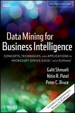 Data Mining for Business Intelligence : Concepts, Techniques, and...
