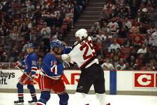 Darren Langdon - Hockey Fights DVD - New York Rangers 1995-1997