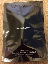 15 X MAC Zoom Lash Mascara Volume - Zoom Black - Brand New In Package
