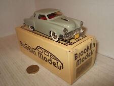 Brooklin BRK 17 1952 Studebaker Campeón Luz estrellas coupé en 1:43 Escala